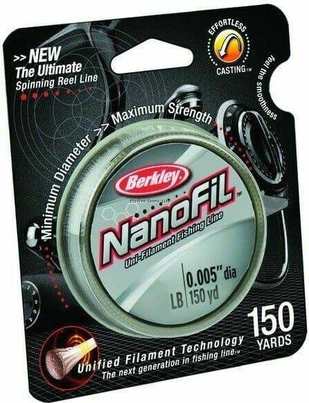 Berkley NanoFil Uni-filament