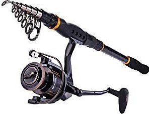 Sougayilang Fishing Combo