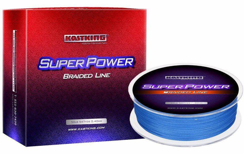 KastKing SuperPower Braided Fishing Line