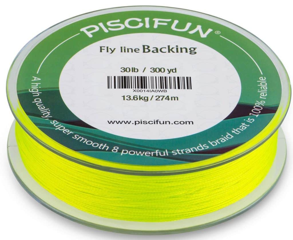 Piscifun Braided Fly Line