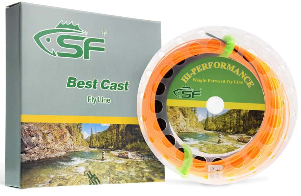 SF Weight Forward Floating Fly Fishing Line