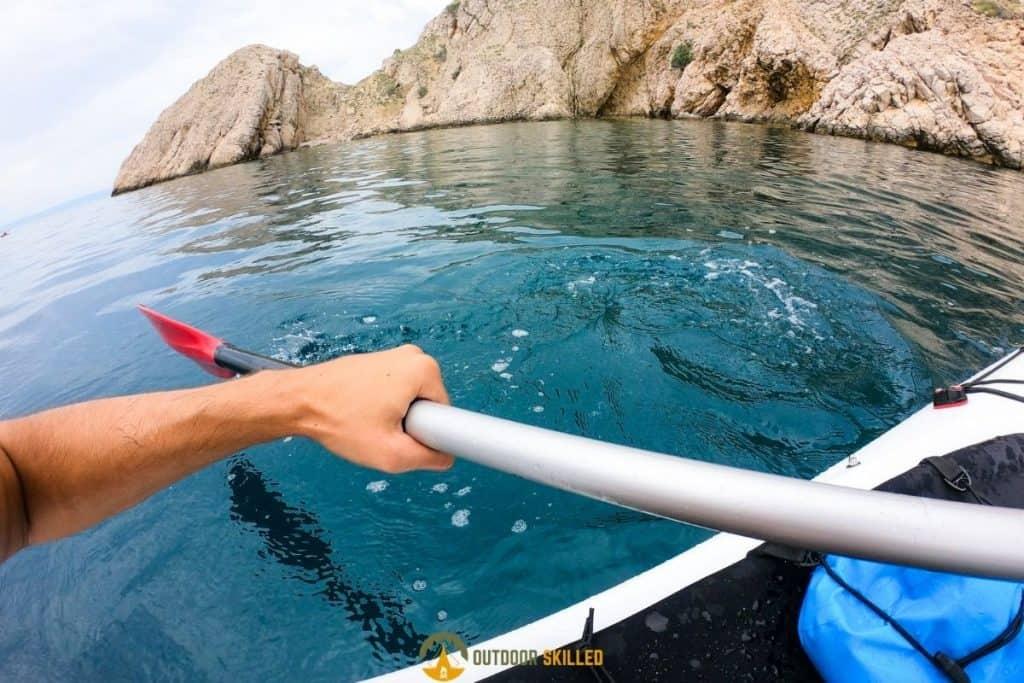 kayak turning to show why does your kayak keep turning or spinning
