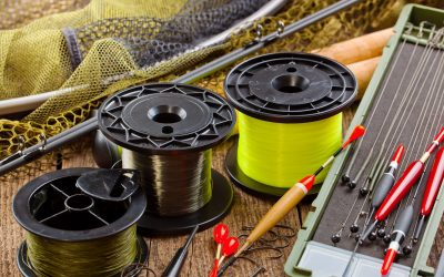 Braided vs. Fluorocarbon Fishing Lines