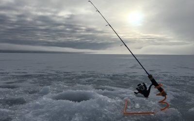 Ice Fishing 101: Top Tips for Ice Fishing